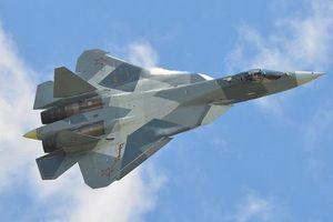 Nga lần thứ hai triển khai chiến đấu cơ tàng hình Su-57 tới Syria