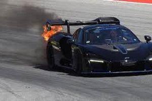 Hãng McLaren triệu hồi siêu xe Senna tại Australia