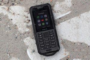 IFA 2019: Nokia 800 Tough ra mắt, 'nồi đồng cối đá', chống nước IP68, pin 43 ngày, giá 120 USD