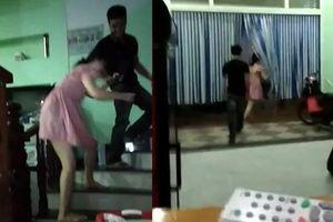Clip chàng trai ăn tát vì giả đau bụng kéo bạn gái lên phòng nhà nghỉ ở Hà Nội