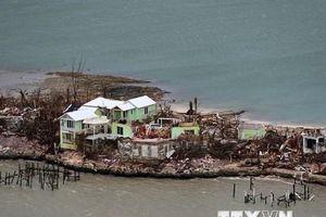 Bão Dorian đổ bộ khu vực Carolinas sau khi tàn phá Bahamas