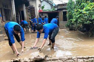 Mưa giảm, nước rút, Quảng Bình nhanh chóng khắc phục hậu quả bão lũ