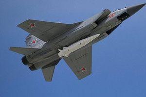 Tiêm kích tàng hình Su-57 sẽ được trang bị phiên bản mini của tên lửa Kh-47M2 Kinzhal