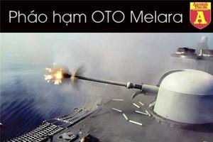 Pháo hạm mạnh nhất thế giới tiếp tục được Việt Nam trang bị
