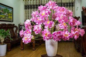 7 loại hoa bài trí trong phòng khách ắt trừ được tà, lại mang đến nhiều tài khí, may mắn cho gia chủ