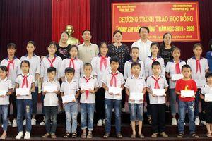Phú Thọ: Quỹ khuyến học có nguồn vốn hơn 35 tỷ đồng