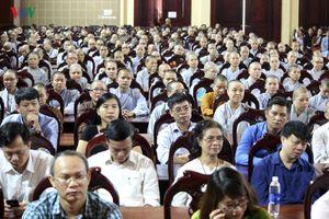 Khai giảng tại Học viện Phật giáo lớn nhất miền Bắc