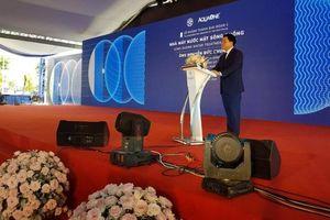 Hà Nội khánh thành Nhà máy Nước mặt sông Đuống cung cấp 300.000m3/ngày đêm