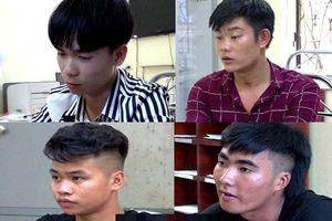 Bắt 4 thanh niên lần lượt thay nhau hiếp dâm bé gái 14 tuổi