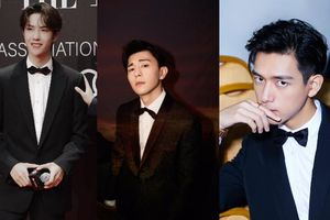 Dàn sao Hoa ngữ trên thảm đỏ GQ China's Men of the Year 2019