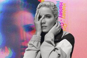 Tung poster comeback siêu bí ẩn: Halsey sẽ tiếp tục 'phủ đen' làng nhạc với ca khúc đậm màu u tối?