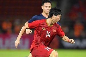 HLV Park Hang Seo ngợi khen Tuấn Anh sau trận hòa Thái Lan