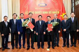 Bổ nhiệm mới 2 Tổng Lãnh sự tại Ấn Độ và Lào