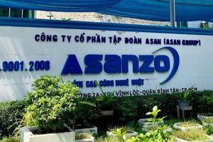 Công bố danh sách doanh nghiệp liên quan tới Asanzo