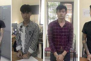 Lời khai của 4 thanh niên thay nhau hiếp dâm thiếu nữ say rượu ở tiệc sinh nhật