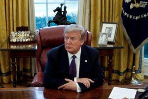 Ông Trump không sợ Trung Quốc giảm mạnh đầu tư vào trái phiếu chính phủ Mỹ