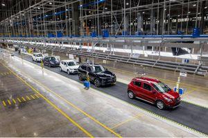 Danh mục giải pháp toàn diện của Siemens giúp Vinfast giao xe trước thời hạn