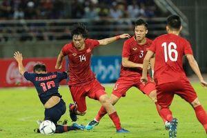 ĐT Việt Nam được thưởng 'nóng' gần 1 tỷ đồng sau trận đấu với ĐT Thái Lan