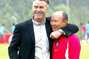 HLV Park Hang-seo: 'Trận giao hữu này rất quan trọng vì tôi được gặp lại Guus Hiddink'