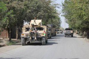 Taliban liên tiếp tấn công các thủ phủ của Afghanistan