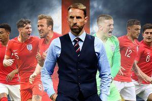 Có một đội tuyển Anh… vô danh