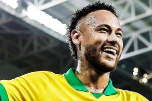 Neymar tỏa sáng, Brazil thoát thua Colombia