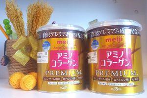 Vì sao phụ nữ trung niên tin dùng sữa Meiji Amino Collagen Premium?