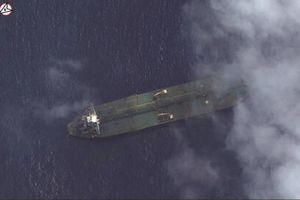 Iran bắt giữ thêm tàu kéo nước ngoài và 12 thủy thủ Philippines