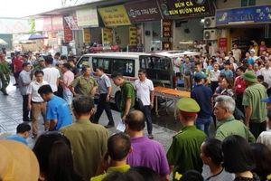 Vụ nổ bưu kiện ở Linh Đàm xuất phát từ tư thù