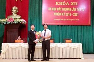 Ông Hoàng Hải Minh được bầu làm Chủ tịch UBND thành phố Huế