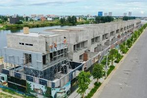 Chủ đầu tư nói gì việc 36 biệt thự KĐT Phú Mỹ An bị buộc thu hồi giấy phép?