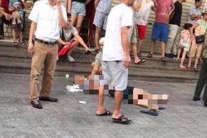 Vụ nổ ở chung cư Linh Đàm làm 3 người bị thương: Vừa mở gói hàng liền phát nổ