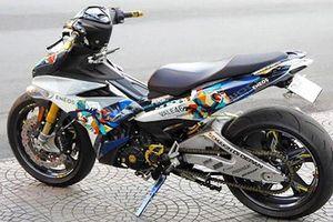 Yamaha Exciter 'ngũ quý' khủng nhất Việt Nam chỉ 200 triệu đồng?