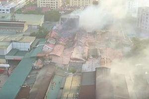 Công ty Rạng Đông gửi thư xin lỗi về vụ cháy