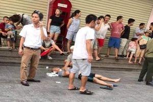 Bưu kiện phát nổ tại chung cư Linh Đàm, 4 người bị thương