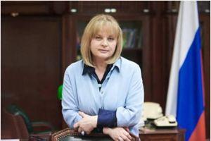 Chủ tịch Ủy ban Bầu cử T.Ư Nga bị tấn công