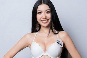 Thí sinh Hoa hậu Hoàn Vũ Việt Nam thả dáng trong bikini với những câu chuyện truyền cảm hứng