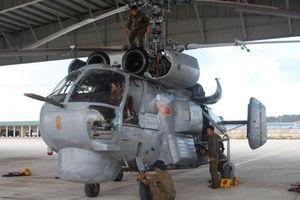Soi 'bảo bối' của Không quân Hải quân Việt Nam