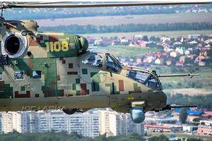Nga cấp tốc thử nghiệm trực thăng Mi-35P sau thất bại của Mi-35M tại Syria