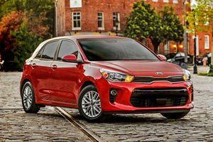 Top 10 ôtô bán chạy nhất tại Nga: Gọi tên Kia Rio