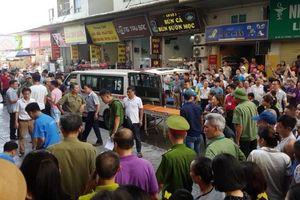 Vụ nổ ở khu đô thị Linh Đàm: Do mâu thuẫn cá nhân
