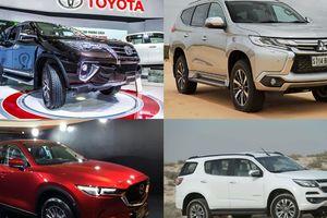 Những mẫu ô tô giảm giá mạnh nhất tháng 9/2019