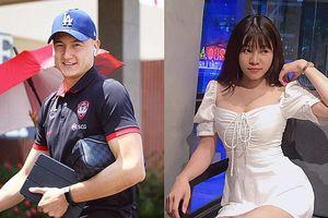 Thủ môn Đặng Văn Lâm và bạn gái công khai chuyện tình cảm sau thời gian 'úp mở'