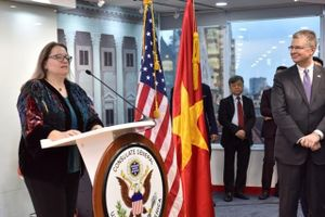 Kỷ niệm 20 năm thành lập Tổng Lãnh sự quán Hoa Kỳ tại TP. Hồ Chí Minh