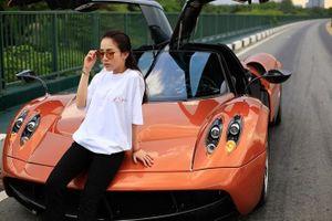 Soi độ giàu khủng toàn siêu xe, hàng hiệu của ái nữ đại gia Minh 'Nhựa'
