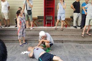 Bất ngờ với nguyên nhân vụ nổ ở khu đô thị HH Linh Đàm