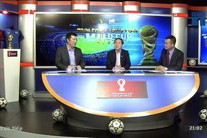 BLV Quang Huy phân tích trận đấu ĐT Thái Lan 0-0 ĐT Việt Nam