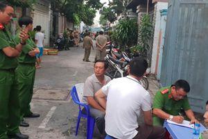 Bị mất chứng minh nhân dân, hai thanh niên đang liên hoan bị công an đưa về trụ sở tạm giữ
