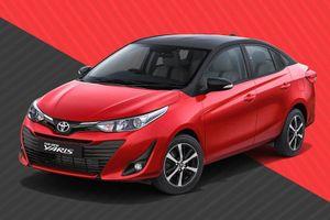 Toyota Yaris 2019 giá từ 280 triệu đồng, quyết 'đấu' Honda City