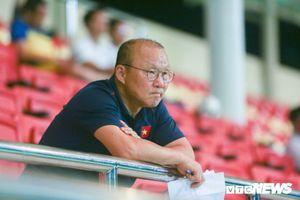 HLV Park Hang Seo tới chảo lửa Bung Karno xem Indonesia đấu Thái Lan